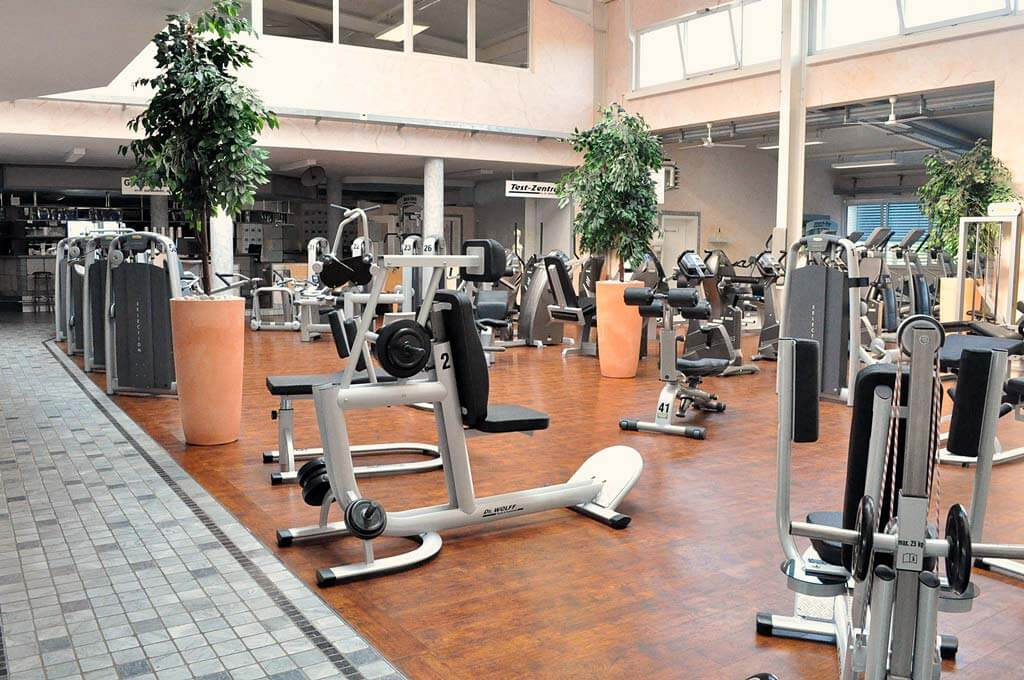 Sports Up Waldenbuch Fitnesstudio Gerätefläche
