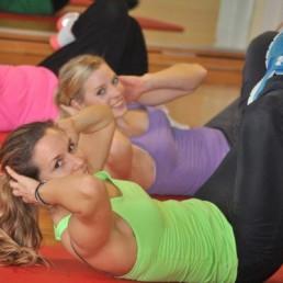 sportsup fitnessstudio waldenbuch bauch intensiv