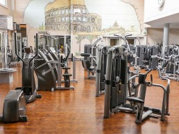 sports up fitnessstudio waldenbuch gerätefläche